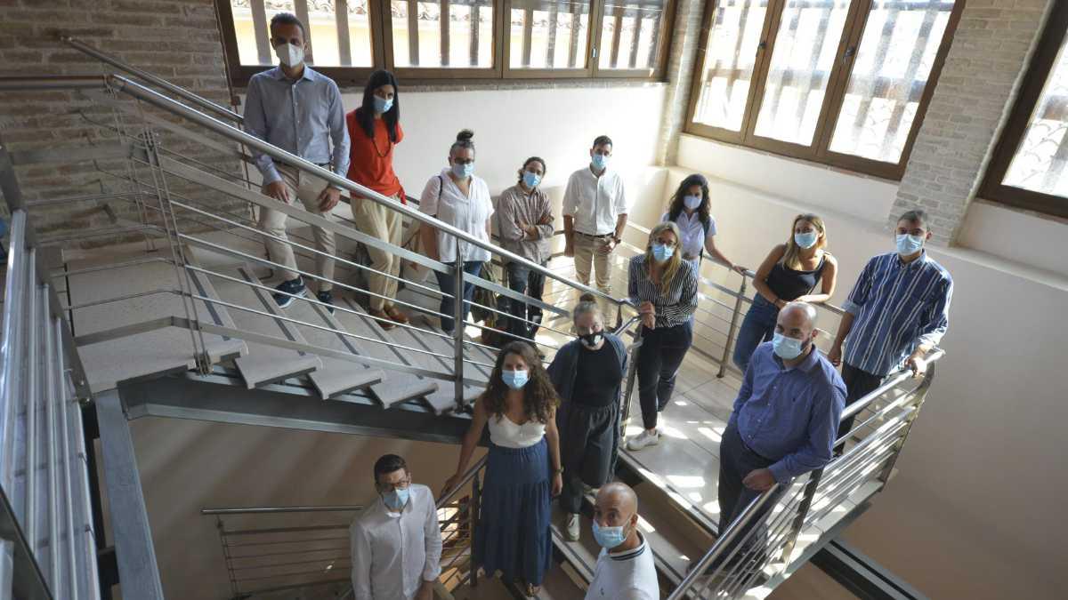 Partecipanti al Campus RestartApp idee di impresa in Appennino